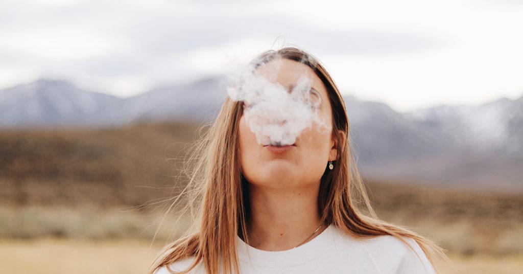 Opustitev kajenja