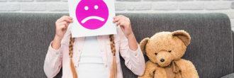 Depresija otrok in mladostnikov
