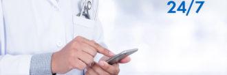 Posvet z zdravnikom odslej tudi na daljavo