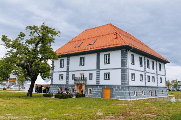 Dvorec Lanovž