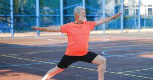 Redna telesna aktivnost