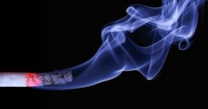kako kajenje vpliva na zdravje